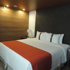 Отель Holiday Inn Mexico Buenavista Мексика, Мехико - отзывы, цены и фото номеров - забронировать отель Holiday Inn Mexico Buenavista онлайн комната для гостей фото 4