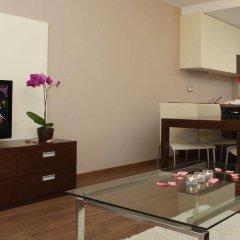 Golden Fish Hotel Apartments Пльзень комната для гостей фото 4