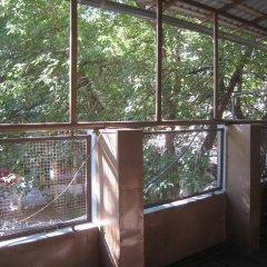 Сафари Хостел балкон