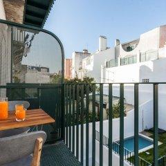 Апартаменты Sao Bento Blue One-Bedroom Apartment - by LU Holidays балкон