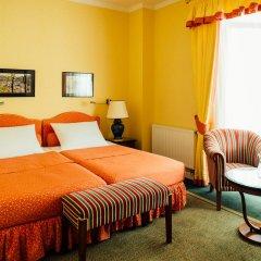 Отель Dvorak Spa & Wellness Карловы Вары комната для гостей фото 4