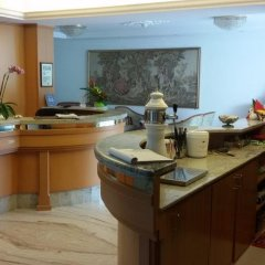 Hotel Maximilian Меран интерьер отеля