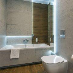 Отель Patio Польша, Вроцлав - отзывы, цены и фото номеров - забронировать отель Patio онлайн ванная фото 7