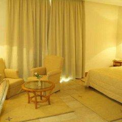 Отель Jasmina Thalassa Hotel Тунис, Мидун - отзывы, цены и фото номеров - забронировать отель Jasmina Thalassa Hotel онлайн комната для гостей фото 2