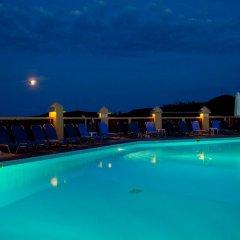 Отель Daphne Holiday Club Греция, Халкидики - 1 отзыв об отеле, цены и фото номеров - забронировать отель Daphne Holiday Club онлайн бассейн фото 3