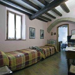 Отель Albergo Villa Cristina Сполето комната для гостей фото 3