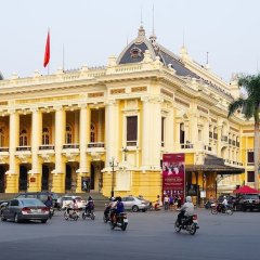 Отель Hanoian Lakeside Hotel Вьетнам, Ханой - отзывы, цены и фото номеров - забронировать отель Hanoian Lakeside Hotel онлайн фото 2
