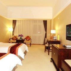 University Town International Hotel комната для гостей