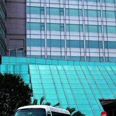 Отель Ramada Plaza Shanghai Pudong Airport Китай, Шанхай - отзывы, цены и фото номеров - забронировать отель Ramada Plaza Shanghai Pudong Airport онлайн бассейн