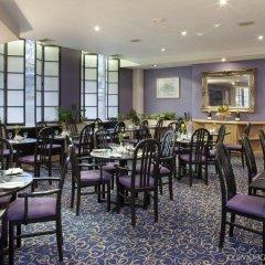 Отель Holiday Inn London Oxford Circus питание фото 2