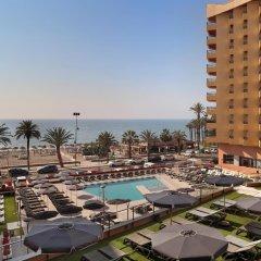 Отель Melia Costa del Sol бассейн фото 3