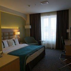 Гостиница Холидей Инн Уфа комната для гостей фото 3