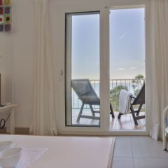 Отель Santa Lucía Испания, Курорт Росес - отзывы, цены и фото номеров - забронировать отель Santa Lucía онлайн балкон