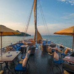 Отель Paradise Luxury Sails Cruise пляж фото 2