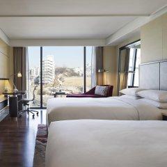 Отель JW Marriott Dongdaemun Square Seoul Южная Корея, Сеул - отзывы, цены и фото номеров - забронировать отель JW Marriott Dongdaemun Square Seoul онлайн комната для гостей