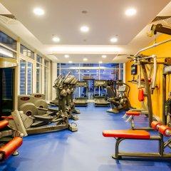 Апарт-отель Имеретинский Заповедный квартал фитнесс-зал фото 2