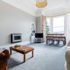 Отель 422 - Murrayfield Apartment - Corstorphine Road Великобритания, Эдинбург - отзывы, цены и фото номеров - забронировать отель 422 - Murrayfield Apartment - Corstorphine Road онлайн комната для гостей фото 2