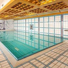 Отель Dvorak Spa & Wellness Карловы Вары бассейн