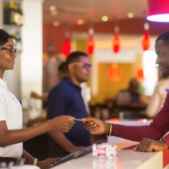 Отель Ibis Lagos Airport Нигерия, Лагос - отзывы, цены и фото номеров - забронировать отель Ibis Lagos Airport онлайн