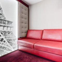 Отель Best Western Nouvel Orleans Montparnasse Париж комната для гостей