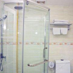 Отель S&P Holiday Inn (Guangzhou Baiyun Airport No.1) ванная фото 2