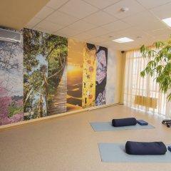 Отель Medical Тюмень фитнесс-зал фото 2
