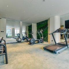 Отель Mercure Shanghai Hongqiao Central (Opening August 2018) фитнесс-зал фото 2