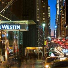 Отель Westin New York Grand Central вид на фасад