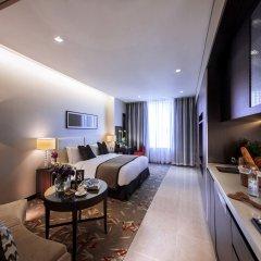 Отель Oakwood Premier Coex Center Южная Корея, Сеул - отзывы, цены и фото номеров - забронировать отель Oakwood Premier Coex Center онлайн комната для гостей фото 2