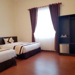 Hoang Trieu Da Lat Hotel Далат сейф в номере