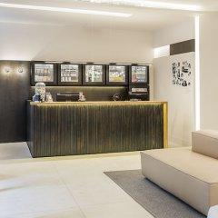 Отель Denit Barcelona Испания, Барселона - 9 отзывов об отеле, цены и фото номеров - забронировать отель Denit Barcelona онлайн интерьер отеля фото 3
