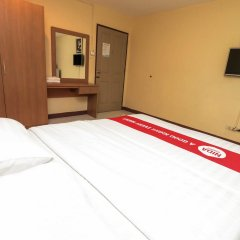 Отель Nida Rooms Ramkhamhaeng 814 Campus Бангкок комната для гостей фото 4