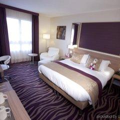 Отель Crowne Plaza Toulouse Франция, Тулуза - 1 отзыв об отеле, цены и фото номеров - забронировать отель Crowne Plaza Toulouse онлайн комната для гостей