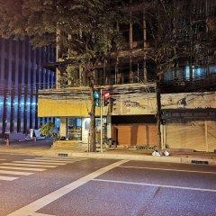 Foresttel Bkk - Hostel Бангкок парковка