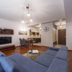 Отель Little Home - Haga Сопот комната для гостей