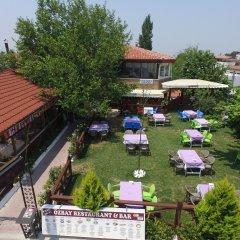 Ozbay Hotel Турция, Памуккале - отзывы, цены и фото номеров - забронировать отель Ozbay Hotel онлайн балкон