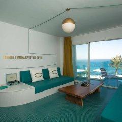 Отель Dorado Ibiza Suites - Adults Only Испания, Сант Джордин де Сес Салинес - отзывы, цены и фото номеров - забронировать отель Dorado Ibiza Suites - Adults Only онлайн комната для гостей фото 4