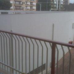 Отель B&B Del Parco Бари балкон