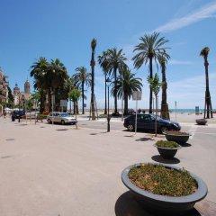 Hotel Led-Sitges пляж фото 2