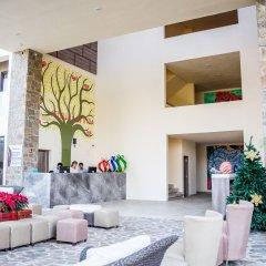 Отель Isla Natura Beach Huatulco интерьер отеля