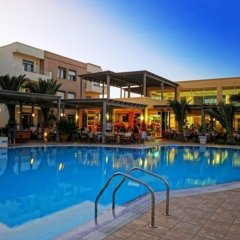 Meropi Hotel & Apartments бассейн фото 4
