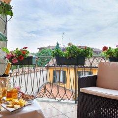Отель Antico Borgo балкон