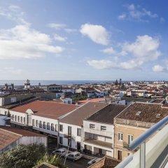 Отель Residencial Sete Cidades Португалия, Понта-Делгада - отзывы, цены и фото номеров - забронировать отель Residencial Sete Cidades онлайн пляж фото 2