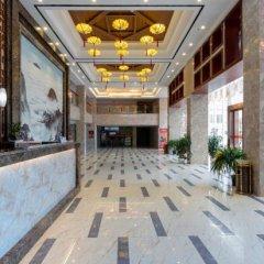 Wolongwan Hotel интерьер отеля