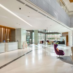 Radisson Blu Hotel & Residence, Riyadh Diplomatic Quarters интерьер отеля фото 3