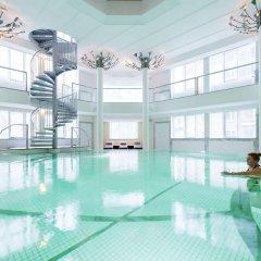 Отель Europäischer Hof Hamburg Германия, Гамбург - отзывы, цены и фото номеров - забронировать отель Europäischer Hof Hamburg онлайн бассейн фото 2
