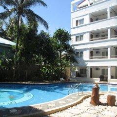Отель Grand Boracay Resort Филиппины, остров Боракай - отзывы, цены и фото номеров - забронировать отель Grand Boracay Resort онлайн бассейн
