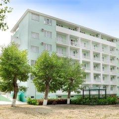 Парк-Отель Лазурный Берег парковка