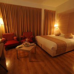 Legacy Hotel Иерусалим комната для гостей