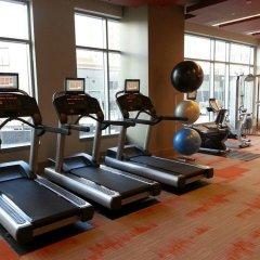 Отель Gallery Bethesda Apartments США, Бетесда - отзывы, цены и фото номеров - забронировать отель Gallery Bethesda Apartments онлайн фитнесс-зал